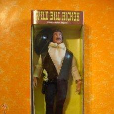 Figuras y Muñecos Mego: FIGURA WILD BILL HICKOK - SERIE WESTERN HEROES 8 INCH REEDICION REPRO MEGO .. Lote 48433000