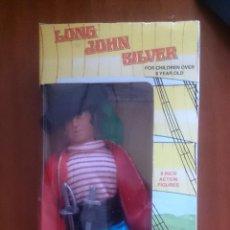 Figuras y Muñecos Mego: MEGO LONG JOHN SILVER. FIGURA ARTICULADA. REPRODUCCIÓN DE LA ORIGINAL.. Lote 50259908