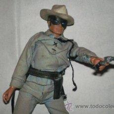 Figuras y Muñecos Mego: EL LLANERO SOLITARIO THE LONE RANGER 26 CM MEGO 1973 ARTICULADO 26 CM.. Lote 51321975
