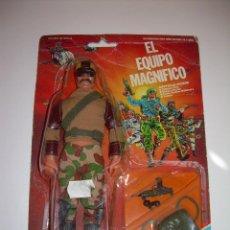 Figuras e Bonecos Mego: FIGURA DE EL EQUIPO MAGNÍFICO - THE MAGNIFICENT TEAM - MEGO - AÑOS 90. Lote 219086097
