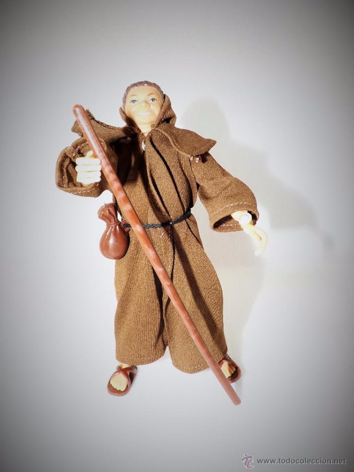 Figuras y Muñecos Mego: Mego original. Fray Tuck - Foto 8 - 123415275