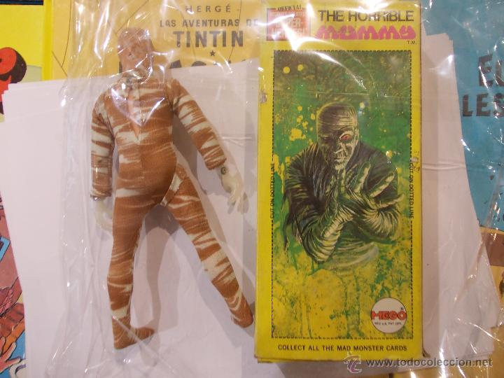 Figuras y Muñecos Mego: LA MOMIA-MEGO-MAD MONSTER SERIES-1ª EDICION ORIGINAL CON CAJA-IMPECABLE-THE MUMMY - Foto 2 - 54048536