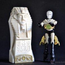 Figuras y Muñecos Mego: ESPECTACULAR MEGO MICRONAUTS 1977 FARAÓN . Lote 54635575