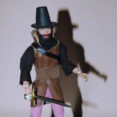 Figuras y Muñecos Mego: MEGO CAPITAN PIRATA. COMPATIBLE CON MADELMAN MDE. Lote 58273133