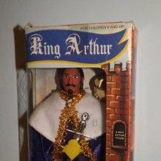 Figuras y Muñecos Mego: MEGO: KING ARTHUR. MIB. . Lote 58453189