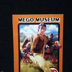 Figuras y Muñecos Mego: TRADING CARD - MEGO MUSEUM - PETER BURKE - Nº 57. Lote 58740655