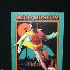 Figuras y Muñecos Mego: TRADING CARD - MEGO MUSEUM - ROBIN - Nº 16. Lote 58741272