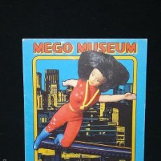 Figuras y Muñecos Mego: TRADING CARD - MEGO MUSEUM - WONDER GIRL - Nº 32. Lote 58741296