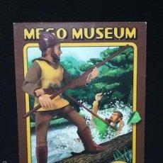 Figuras y Muñecos Mego: TRADING CARD - MEGO MUSEUM - LITTLE JOHN - Nº 78. Lote 58741453