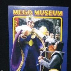 Figuras y Muñecos Mego: TRADING CARD - MEGO MUSEUM - KING ARTHUR - Nº 72. Lote 58741476