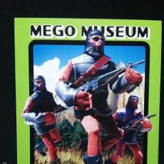 Figuras y Muñecos Mego: TRADING CARD - MEGO MUSEUM - SOLDIER APE - Nº 55. Lote 58741538