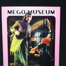 Figuras y Muñecos Mego: TRADING CARD - MEGO MUSEUM - ZIRA - Nº 62. Lote 58741607