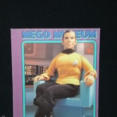 Figuras y Muñecos Mego: TRADING CARD - MEGO MUSEUM - CAPT. KIRK - Nº 39. Lote 58741670