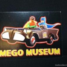 Figuras y Muñecos Mego: TRADING CARD - MEGO MUSEUM - ADHESIVO. Lote 58741741