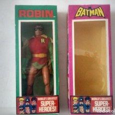 Figuras y Muñecos Mego: MEGO BATMAN Y ROBIN . Lote 69680389