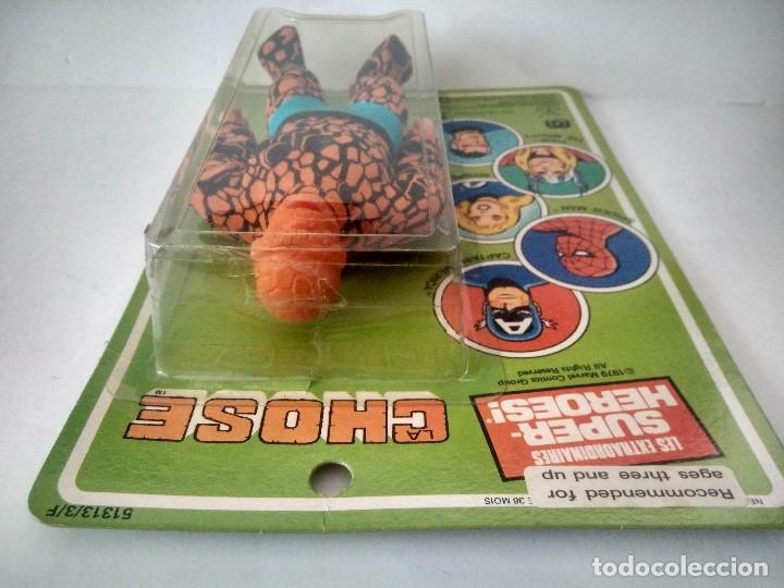 Figuras y Muñecos Mego: Mego La Cosa The Thing Cuatro 4 Fantasticos a Estrenar de Juguetería estilo Madelman - Foto 5 - 69680673