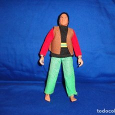 Figuras y Muñecos Mego: MEGO - COCHISE, MEGO SUPER HEROES, MADE IN HONG KONG 111-1. Lote 36045796