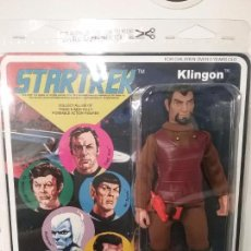 Figuras y Muñecos Mego: STAR TREK - KLINGON - MEGO - EMCE - 2007. Lote 94250760