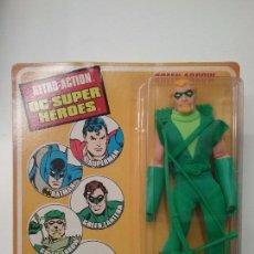 Figuras y Muñecos Mego: DC SUPER HEROES - GREEN ARROW - MEGO - MATTEL - 2009. Lote 94254895