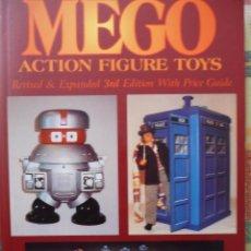 Figuras y Muñecos Mego: LIBRO CATÁLOGO MEGO ACTION FIGURE TOYS DE JOHN BONAVITA. 3ª EDICIÓN REVISADA Y AMPLIADA. (VER). Lote 94785491