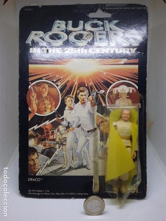 BUCK ROGERS - MEGO - DRACO - 1979 (Juguetes - Figuras de Acción - Mego)