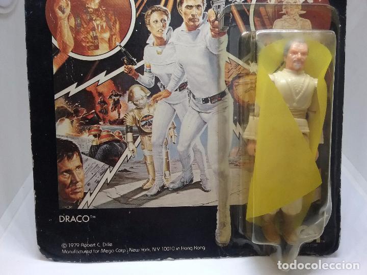 Figuras y Muñecos Mego: BUCK ROGERS - MEGO - DRACO - 1979 - Foto 4 - 98220991