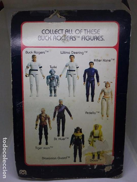 Figuras y Muñecos Mego: BUCK ROGERS - MEGO - DRACO - 1979 - Foto 5 - 98220991