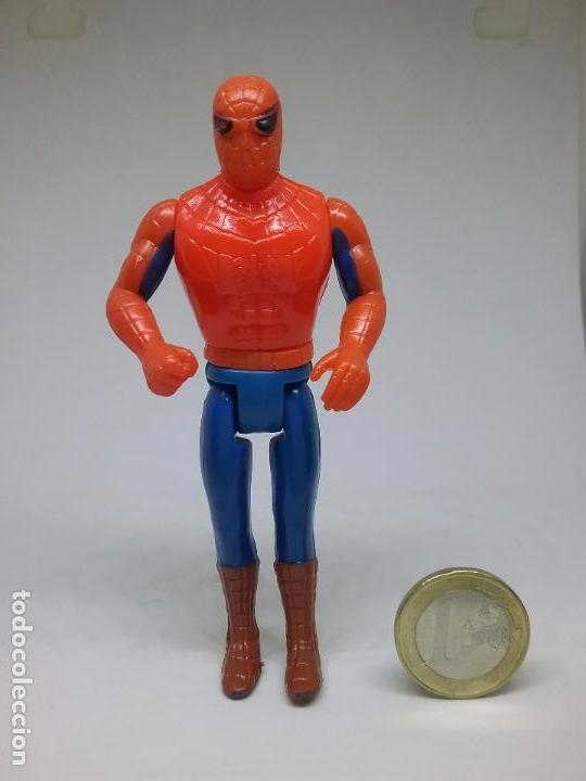 MEGO POCKET - SPIDERMAN - 1975 (Juguetes - Figuras de Acción - Mego)
