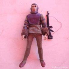 Figuras y Muñecos Mego: 3 FIGURAS DE MEGO PLANETA DE LOS SIMIOS ESTILO MADELMAN. Lote 47072012