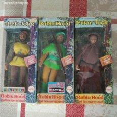 Figuras y Muñecos Mego: GRAN PRECIO !! MEGO ROBIN HOOD AND HIS MERRY MEN C-10 VERTICE NO MADELMAN. Lote 99329899