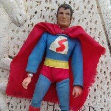 Figuras y Muñecos Mego: MEGO SUPERMAN - EL GRAN MUNDO DE LOS SUPERHÉROES (1971). Lote 107942763