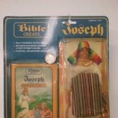 Figuras y Muñecos Mego: JOSEPH - BIBLE GREATS - ESCALA MEGO - 1985. Lote 108988599