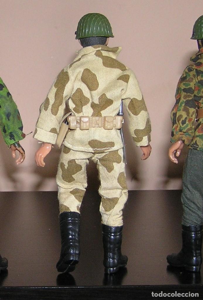 Figuras y Muñecos Mego: mego original soldado militar original primera generacion. Compatible con madelman - Foto 3 - 118989603