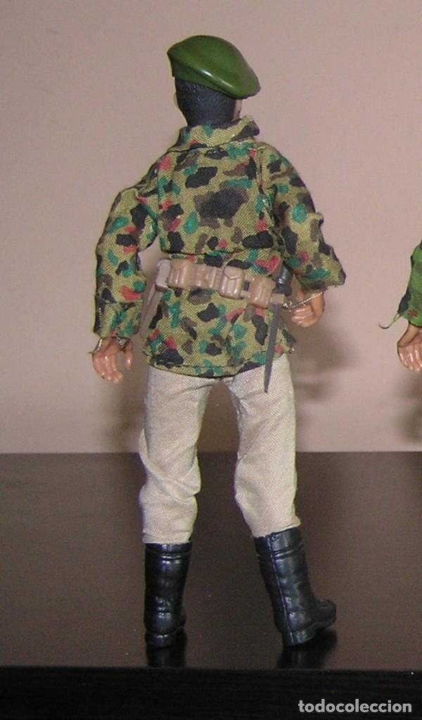 Figuras y Muñecos Mego: Mego original oficial soldado militar original primera generación. compatible con madelman - Foto 2 - 118989939