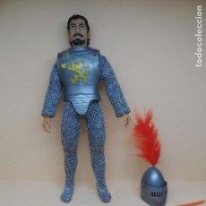 Figuras y Muñecos Mego: MEGO VINTAGE SUPER KNIGHTS IVANHOE 1974 MEGO CORP.. Lote 121628555