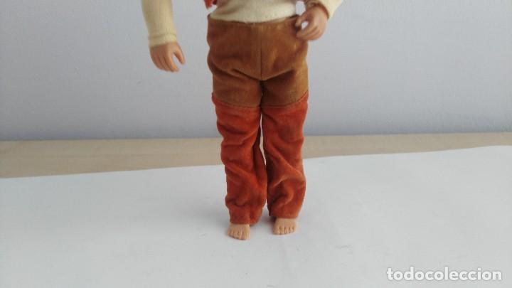 Figuras y Muñecos Mego: ANTIGUA FIGURA ACCION TIPO MEGO MARCA TONG - Foto 3 - 121842395