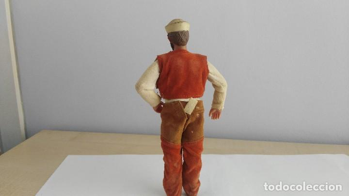 Figuras y Muñecos Mego: ANTIGUA FIGURA ACCION TIPO MEGO MARCA TONG - Foto 4 - 121842395