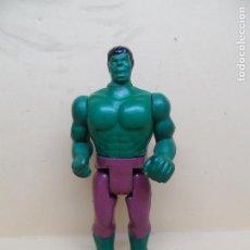 Figuras y Muñecos Mego: FIGURA MEGO POCKET SUPER HEROES HULK 1979. Lote 128912335