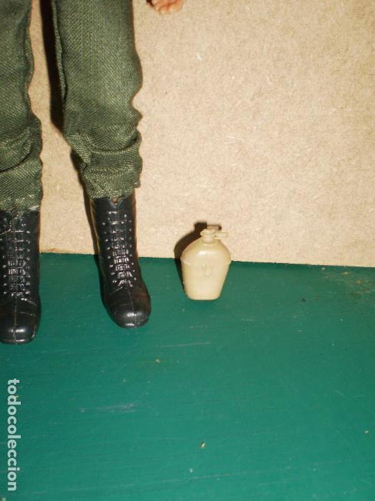 Figuras y Muñecos Mego: ESCALA MADELMAN-MEGO-LION ROCK-CANTIMPLORA - Foto 2 - 129289811