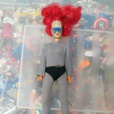 Figuras y Muñecos Mego: FIGURA DE ACCION MEGO BATGIRL SERIE BATMAN MUÑECA BATGIRL TRAJE BATMAN. Lote 133561826
