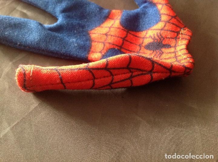 Figuras y Muñecos Mego: Traje clásico Spiderman Mego con una mancha VER FOTOS LEER DESCRIPCIÓN - Foto 16 - 134892830