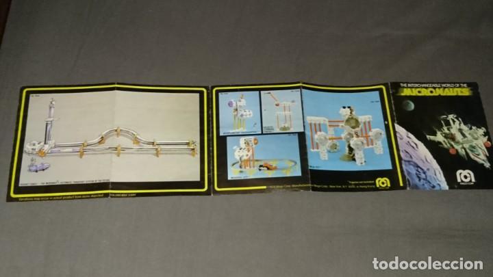 Figuras y Muñecos Mego: Catálogo micronauts mego 1978 - Foto 3 - 139213606