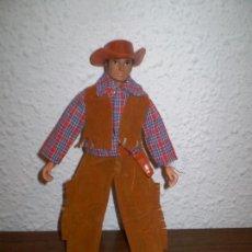 Figuras y Muñecos Mego: MEGO COWBOY 8 PULGADAS (LEER DESCRIPCION). Lote 144062654