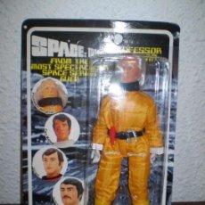 Figuras y Muñecos Mego: REEDICION MEGO PROFESSOR BERGMAN SPACE 1999 (ESPACIO 1999) 8 PULGADAS.. Lote 144159186