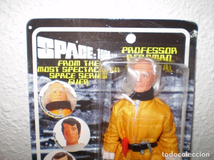 Figuras y Muñecos Mego: REEDICION MEGO PROFESSOR BERGMAN SPACE 1999 (ESPACIO 1999) 8 PULGADAS. - Foto 2 - 144159186