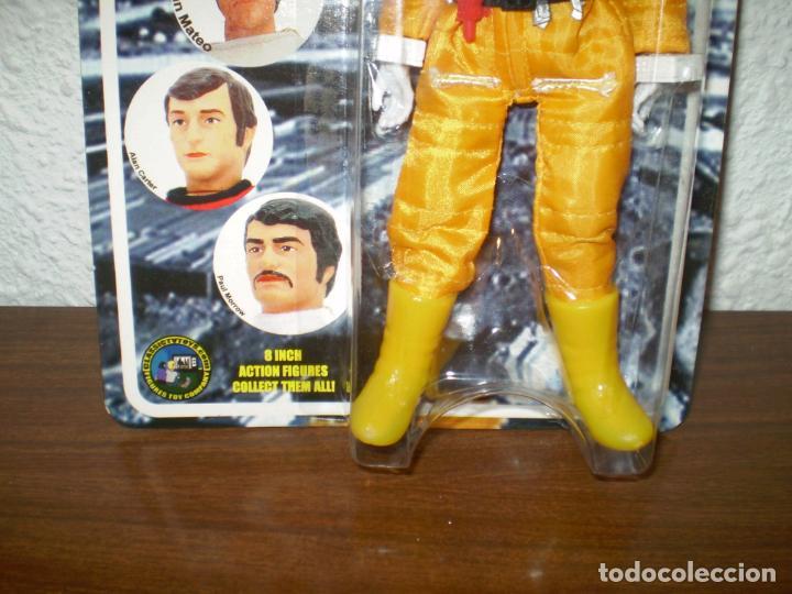Figuras y Muñecos Mego: REEDICION MEGO PROFESSOR BERGMAN SPACE 1999 (ESPACIO 1999) 8 PULGADAS. - Foto 4 - 144159186
