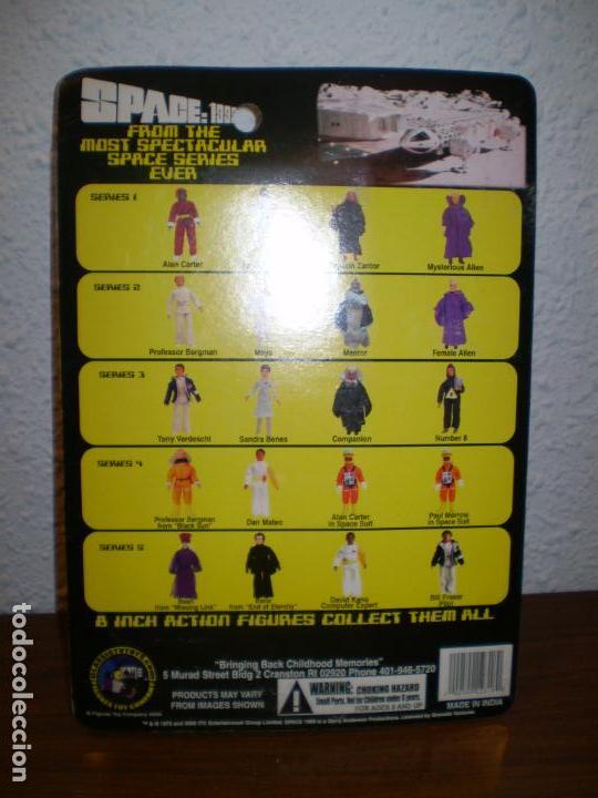 Figuras y Muñecos Mego: REEDICION MEGO PROFESSOR BERGMAN SPACE 1999 (ESPACIO 1999) 8 PULGADAS. - Foto 9 - 144159186
