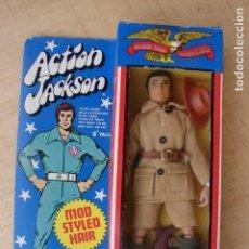 Figuras y Muñecos Mego: ACTION JACKSON JUNGLE SAFARY - MEGO 1110. Lote 145058658