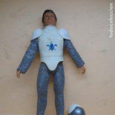 Figuras y Muñecos Mego: MEGO VINTAGE SUPER KNIGHTS SIR LANCELOT (LAUNCELOT) 1974 MEGO CORP. Lote 146718538