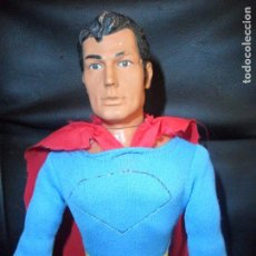 Figuras y Muñecos Mego: SUPERMAN LA PELICULA CHRISTOPHER REEVE - MEGO ORIGINAL 1977 - GRANDE 32 CM. GEYPERMAN. Lote 147492078